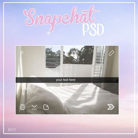 photoshop template snapchat snapchat template psd by daeisy on deviantart