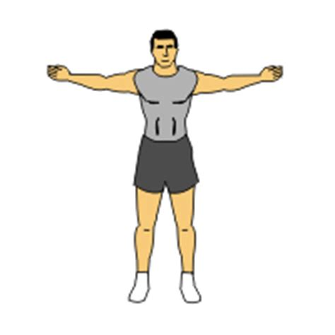 swing your arms from side to side fitness tips for beginners should you a day