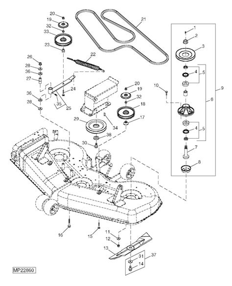 cub cadet drive belt diagram cub cadet drive belt diagram pictures to pin on