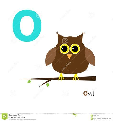 imagenes en ingles con la letra o alfabeto de la letra o owl zoo abc ingl 233 s con las tarjetas