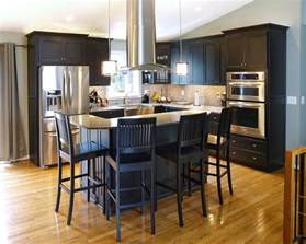 Kitchen Islands For Small Kitchens Ideas eat in kitchens amp islands bel air construction
