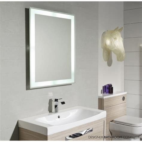 illuminated bathroom wall mirror interior design 21 chalk paint bathroom cabinets