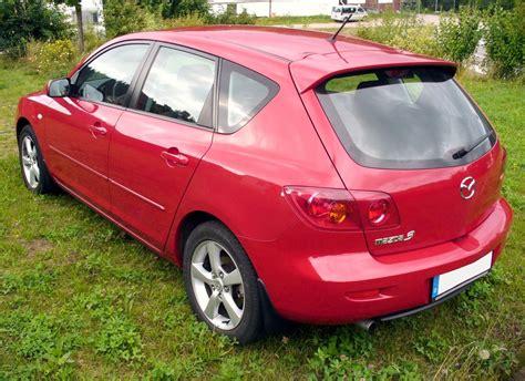 mazda c 6 mazda 3 2008 autos post