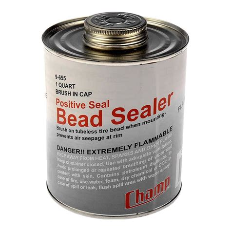 how to seal bead on tubeless tire dorman 9 655 1 quart tubeless tire bead sealant ebay
