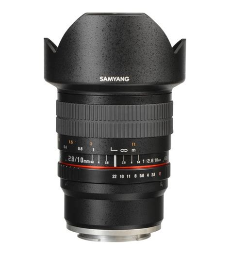 Samyang 10mm F 2 8 Ed As Ncs Cs samyang 10mm f 2 8 ed as ncs cs lens sony e mount