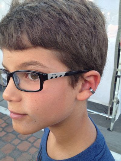 why ear cuffs are better than earrings for my boy home