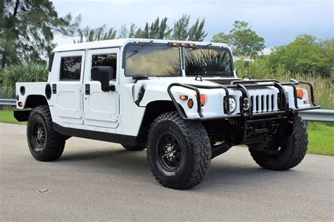 white hummer h1 white hummer h1 for sale used cars on buysellsearch