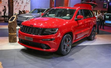 2015 Srt Jeep Grand 2015 Jeep Grand Srt Information And Photos