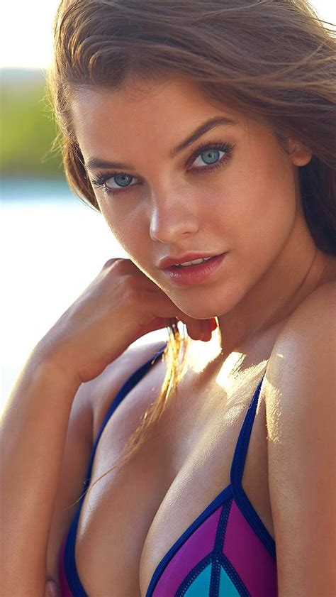 hq barbara palvin bikini girl summer sexy wallpaper
