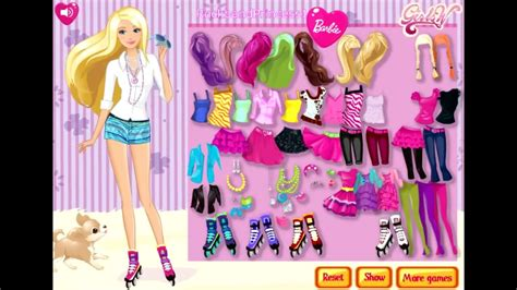 barbie games hairstyles and dress up barbie games makeup and dressup to play free online
