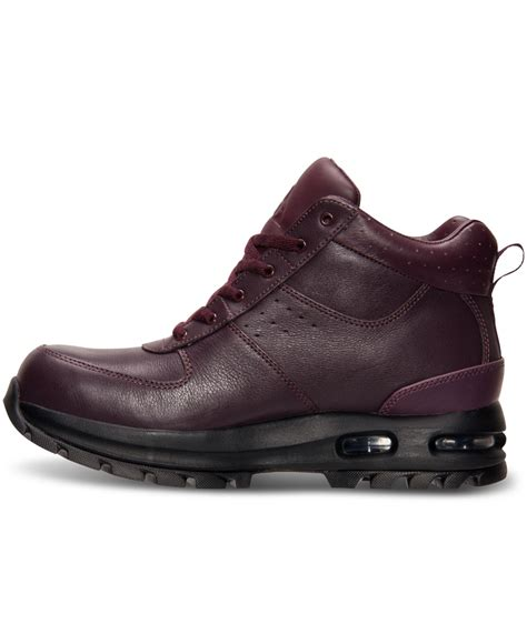 mens nike air max boots nike s air max goaterra boots from finish line in