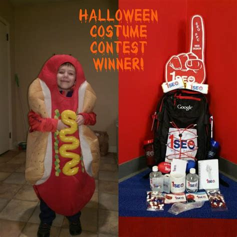 Our Costume Winner by Congratulations To Our Costume Contest Winner