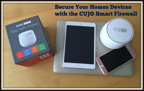 smart home gadgets every mom would love on mother s day secure your homes devices with the cujo smart firewall