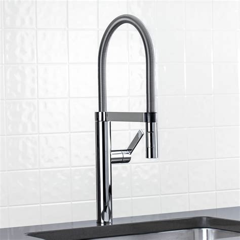blanco faucets kitchen blanco meridian semi pro kitchen faucet besto