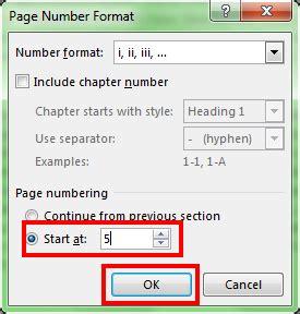 cara membuat halaman romawi dan angka pada word 2007 cara membuat nomor halaman di microsoft word