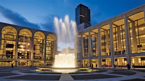 Soc For The Performing Arts Spectrum Theater by Lincoln Center