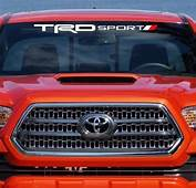 Product Toyota Racing Development TRD 4Runner Bed Side