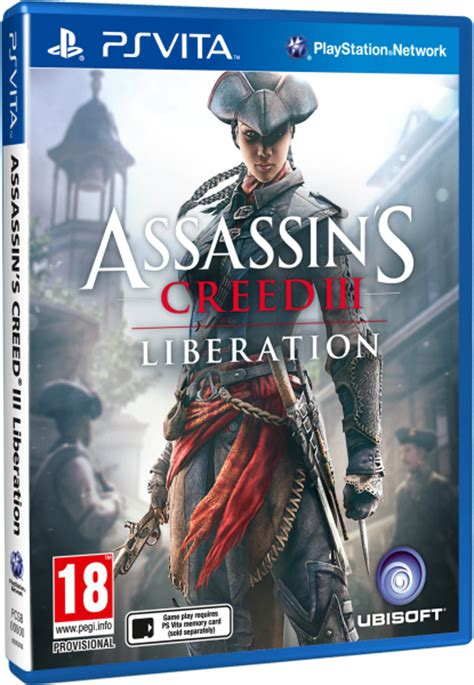 Ps Vita Assassins Creed Iii Liberation 1 assassin s creed 3 liberation ps vita zavvi