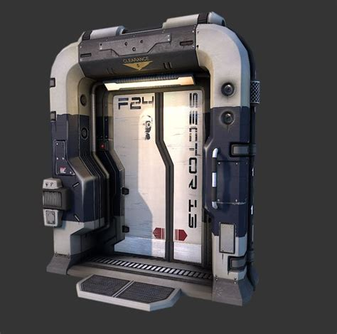 Sci Fi Door by Doors The Doors And Wall Ideas On