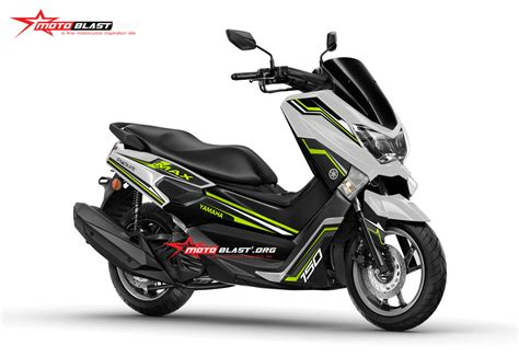 Striping N Max The Doctor modifikasi striping yamaha nmax terbaru