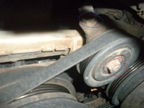 how to change a fan belt on a 2008 mini clubman how to change drive belts 3 4 l 5vz fe yotatech forums