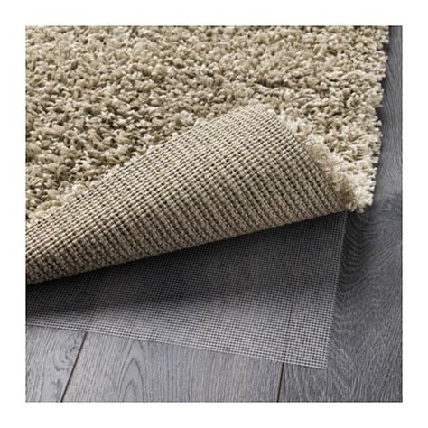 rugs at ikea hampen rug high pile beige 133x195 cm ikea