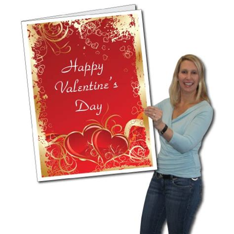 big valentines 2 x3 roses for you valentine s day card w envelope