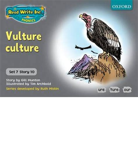 culture vultures books read write inc phonics grey set 7 storybooks vulture