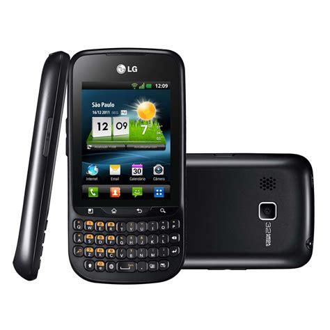 c android celular desbloqueado lg optimus pro c660 preto qwerty c android 2 3 c 226 mera 3 2mp wi fi 3g