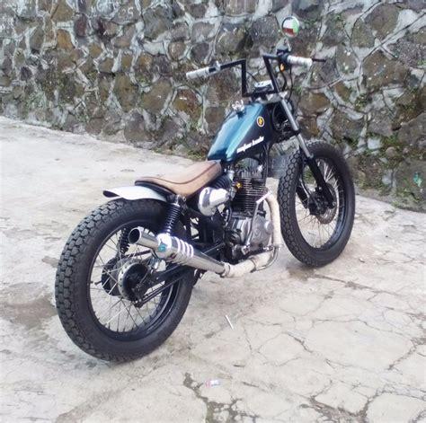 neotech modif custom bobber chopper japstyle bratstyle
