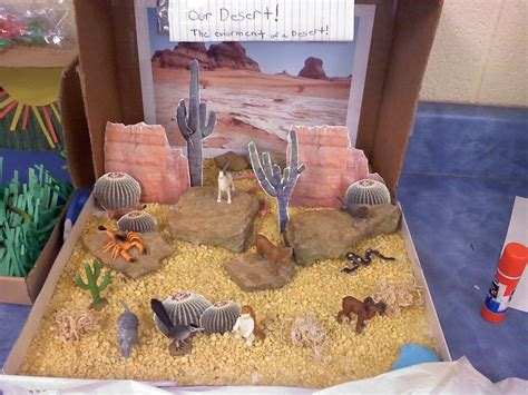 printable images for diorama 6 best images of desert diorama printables desert