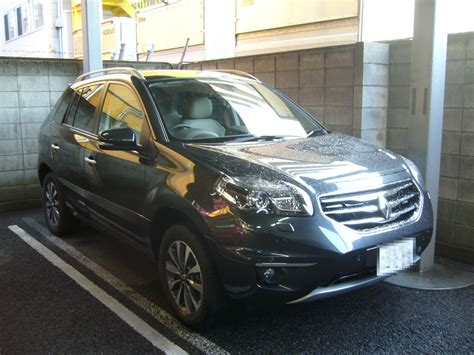file renault koleos 2012 japan 01 jpg
