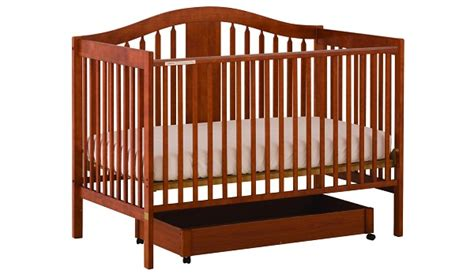 Cribs Intro by Stork Craft Chelsea 4 In 1 Stages Fixed Side Crib