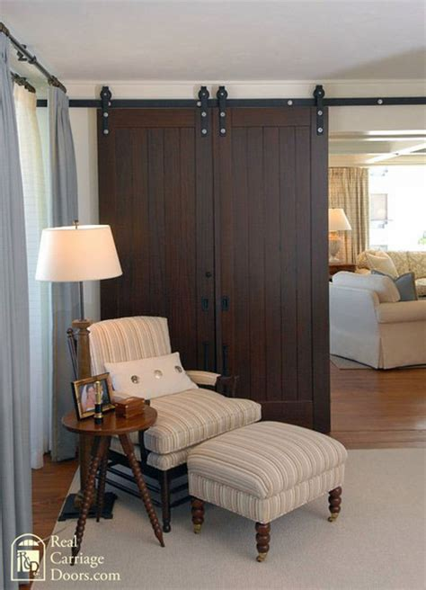 Barn Door Bedroom by Interior Sliding Barn Doors On Master Bedroom Bedroom
