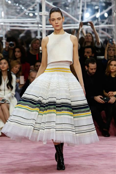 La Redoute Takes On Diortwo Years Late by 1761 Best Skirts Images On 1950s