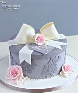 28 Shape Square Shower single tier cakes patisserie tillemont montreal