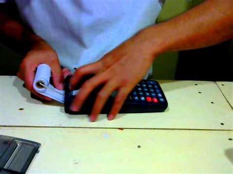 Paket Casio Hr 8tm Baterai Kalkulator Calculator Printing 1 hr 8l videolike