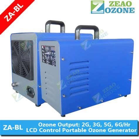 portable installation water ozonizer ozone generator for