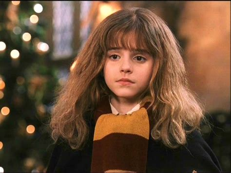 hermione granger in the 1st movoe image ok that s a fine look jpg heroes wiki fandom powered by wikia