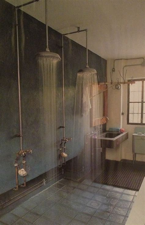 Best 25  Industrial showers ideas on Pinterest