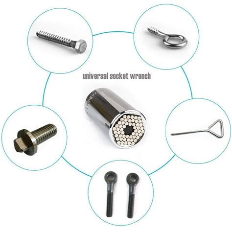 Gator Grip Universal Socket Bolt Only Etc 125mo Kepala Gator Grip Gator Grip Universal Socket Bolt Only Etc 125mo Kepala Gator Grip Silver Jakartanotebook