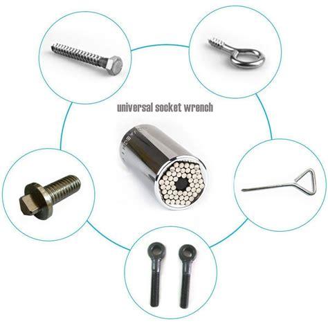 Kunci Pas Elektrik kepala kunci pas gator grip universal socket etc 120 bolt only silver jakartanotebook