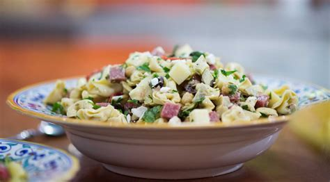 simple pasta salad easy 20 minute pasta salads today com