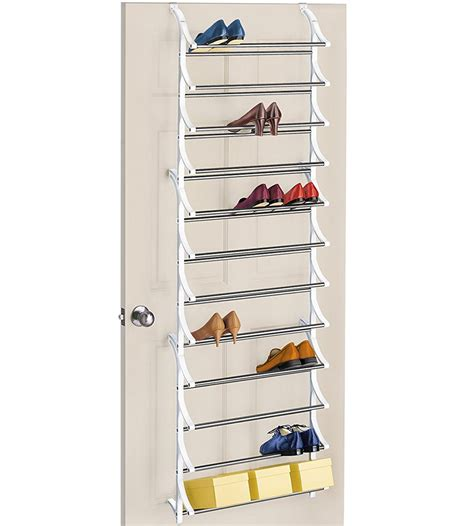 door shoe 36 pair over door shoe rack in over the door shoe racks