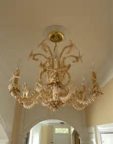 Seashell Chandelier Seashell Chandeliers S Seashell Chandelier I