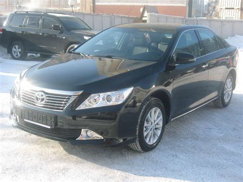 Used Toyota Camry 2012 Used 2012 Toyota Camry Photos 2500cc Gasoline Ff For Sale