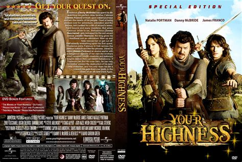 Cover Your by Dvd Covers And Labels Your Highness