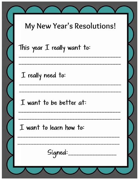 new year new goals 15 new year s resolution goal