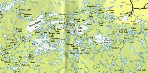 boundary waters map quotes about the boundary waters quotesgram
