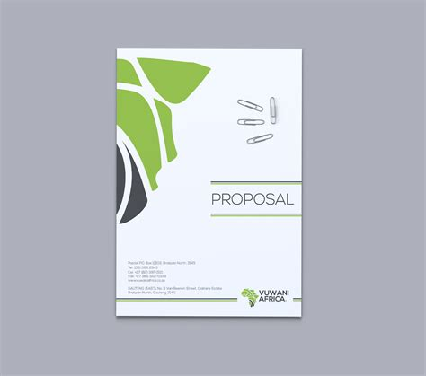 graphic design proposal layout proposal cover designs google search cover designs